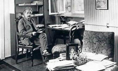 Einstein in Berline